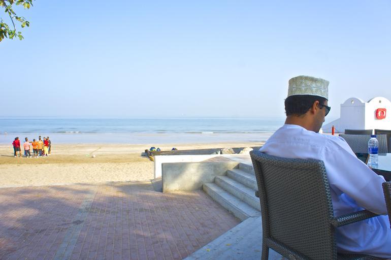 Jawarahat al shatti - Muscat