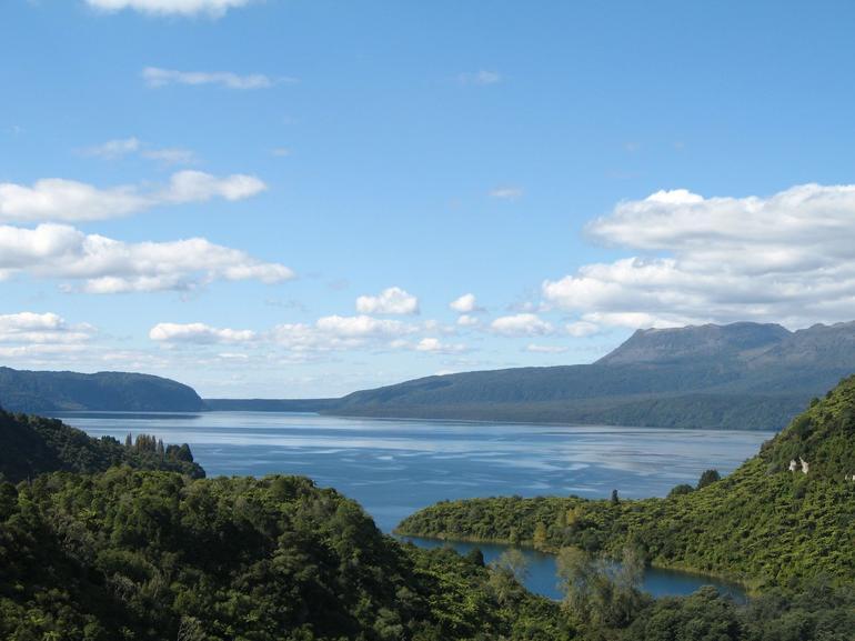 Lake Tarawera - Rotorua