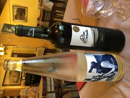 We had all the food and wine we could eat and drink, included in the 12 Euro for lunch! , Judy H - September 2016