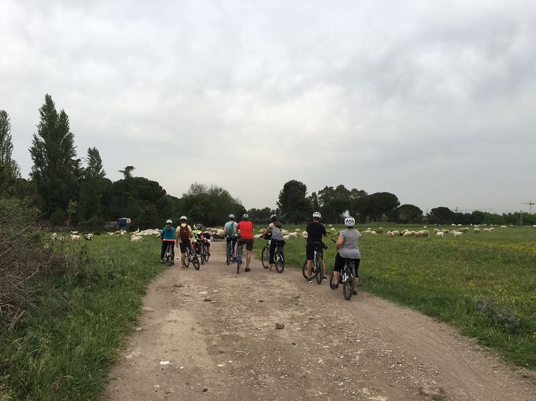 Ancient Appian Way, Catacombs and Roman Aqueducts Electric-Assist Bicycle Tour photo 24