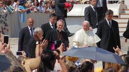 Pope Francis, June 8, 2016. , franchuk21 - June 2016
