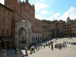 Piazza del Campo - March 2008