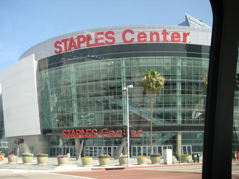 staples centre - Anaheim & Buena Park