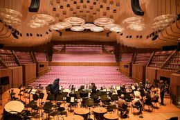 Sydney Opera House - April 2016