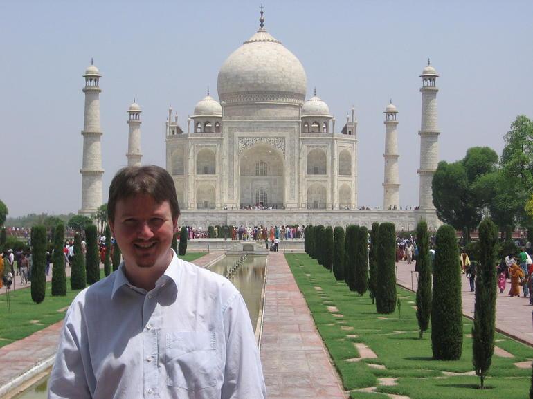 Taj Mahal - New Delhi
