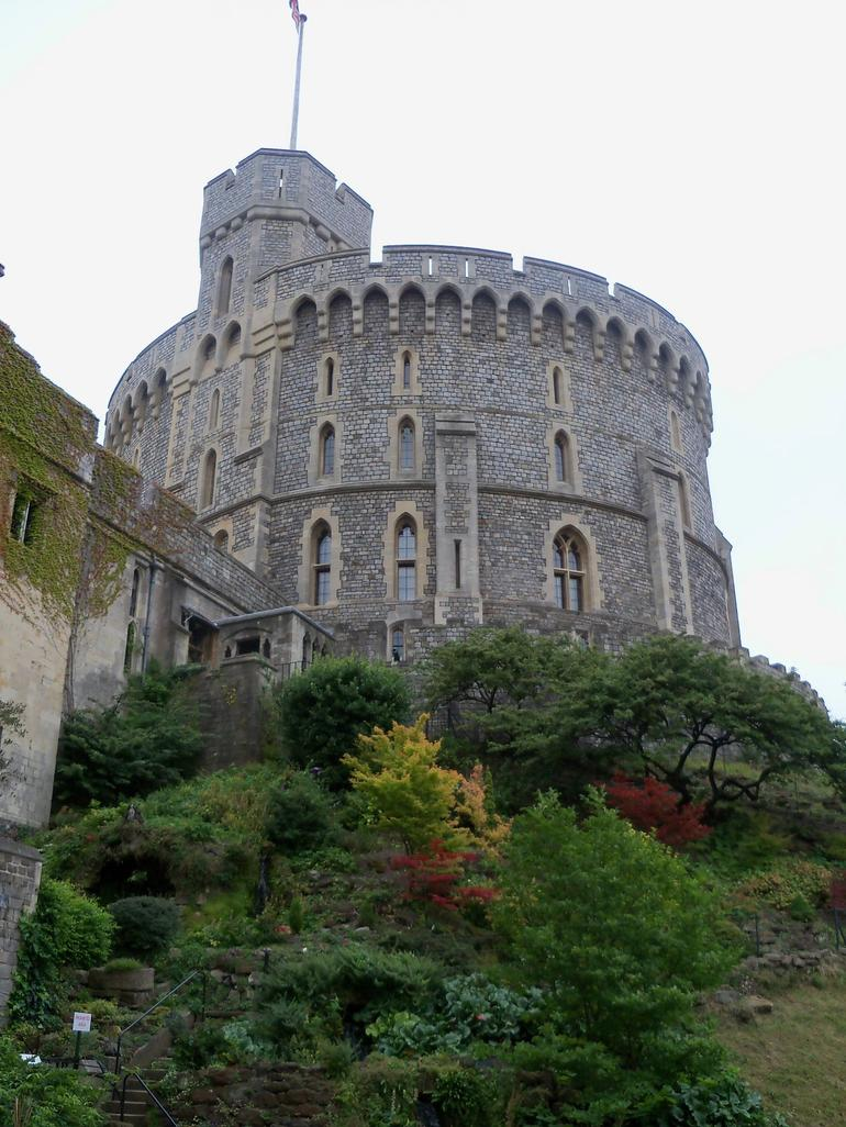 Tower at Windsor Castle - London