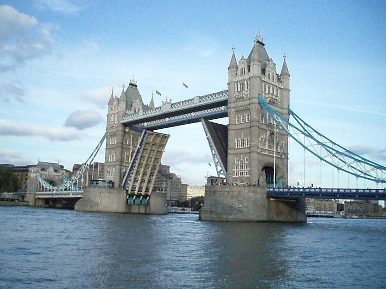 Tower Bridge Opening - London