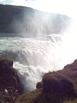 Gulfoss ..Niagars falls is nothing compared to this! , Diana G - October 2016