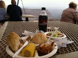 Lunch on the Grand Canyon and Hoover Dam Day Trip from Las Vegas , Robin L - December 2016
