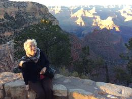 At the Grand Canyon. It's even more spectacular than we expected. , Edward J - February 2017