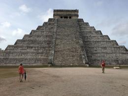 Pyramid of Kulkulan El Castillo , Robert C - February 2017