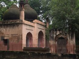 Ancient mosque next to Qutb Minar. , Bruce B - July 2017