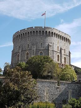 Windsor Castle , Carmen G - August 2017