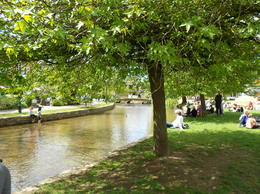 Bourton on the Water , Cheryl W T - August 2017