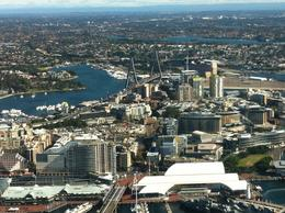 View from Sydney Tower. , OOI HONG YI M - June 2011