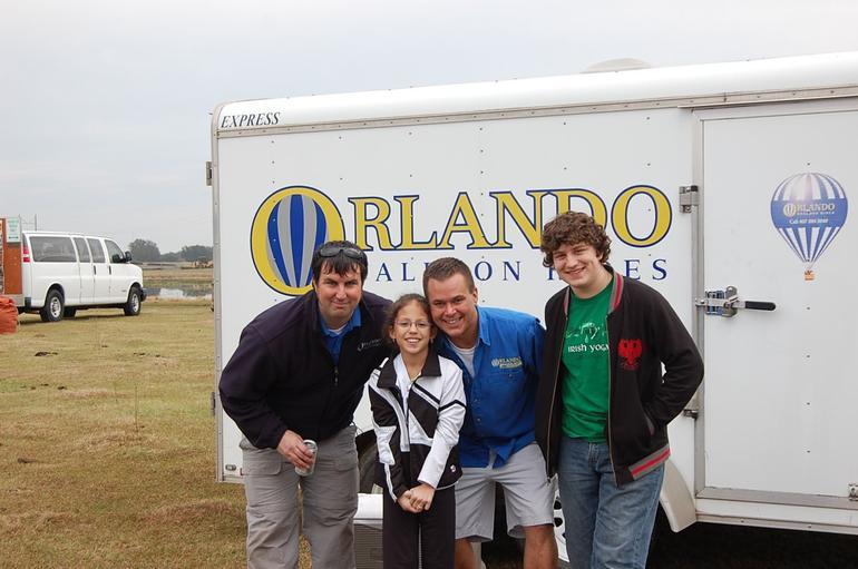Best Crew in the World !!!!! - Orlando