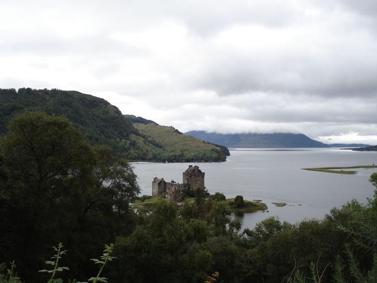 Eilean donan castle - Edinburgh