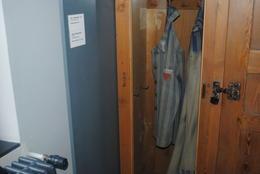 Dachau uniform worn by prisioners. , jimbo - February 2011