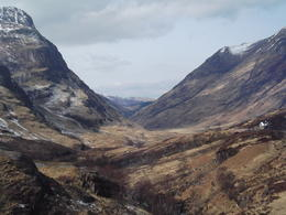Driving through Glencoe , AGNIESZKA K - April 2013