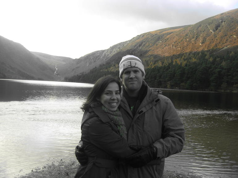 Glendalough - Upper Lake -