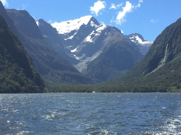 Queenstown Super Saver: Milford Sound Nature Cruise plus Walter Peak High Country Farm Tour photo 18