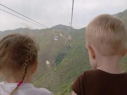 Cable car ride, which is quite long and enthralled my kids. , John C - May 2011