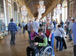 Kate, Darla and Jhani at Versailles September 24, 2011 , Darla R - October 2011