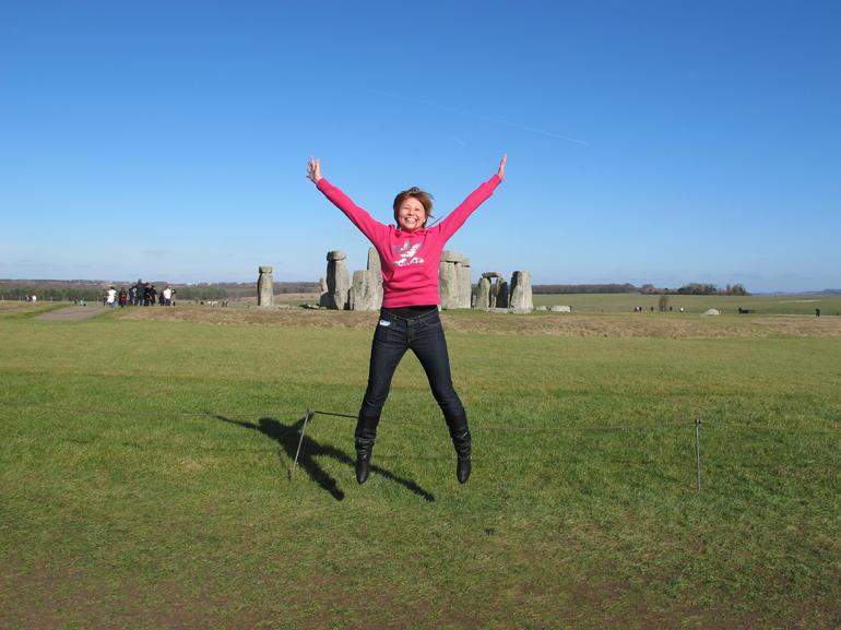 JUMP !!! - London