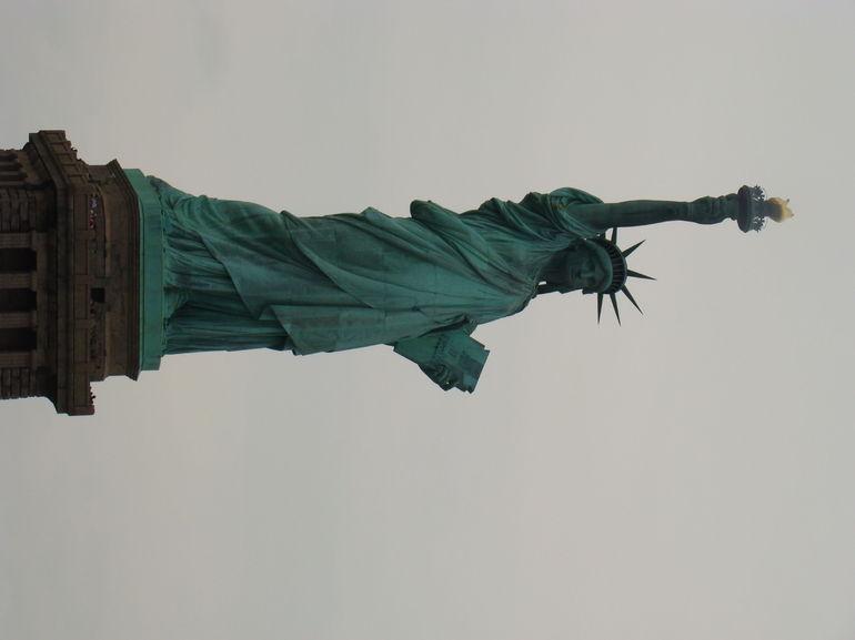 Circle Line: NYC Liberty Cruise