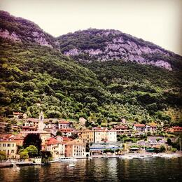 Lake Como, Ryan & Asha - April 2013