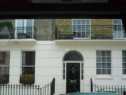 Brian Epstein's residence (Beatles manager) , laura - May 2011