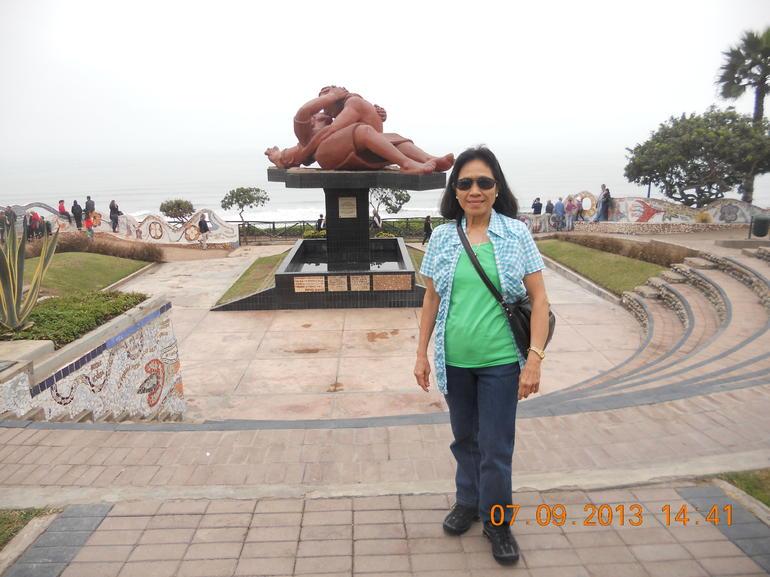 Love Park, Lima - Lima