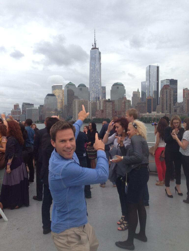 Manhattan Happy Hour Cruise - New York City