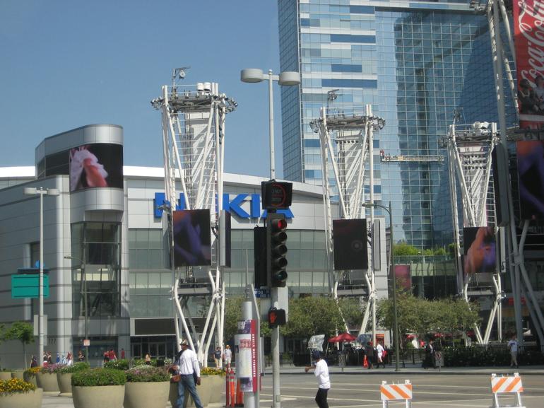 nokia centre - Anaheim & Buena Park