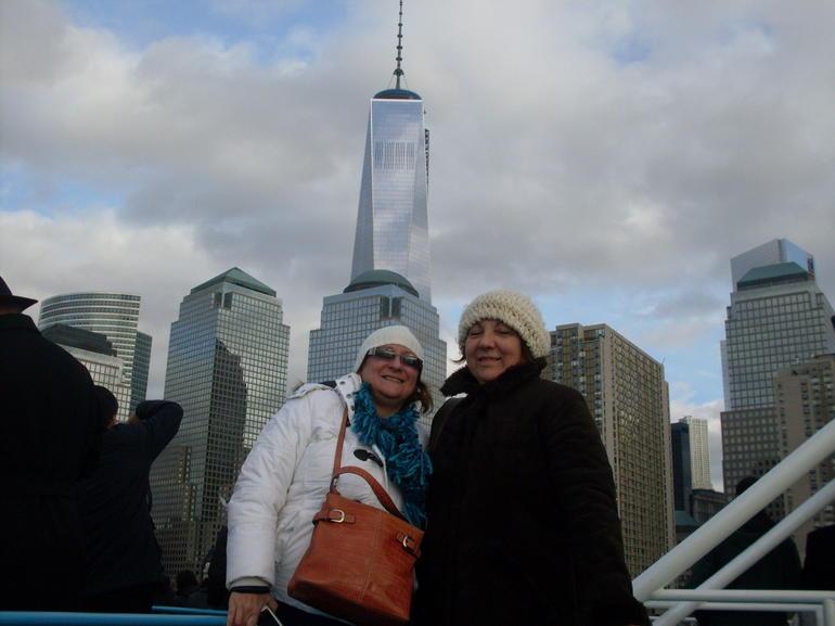 Noviembre en Nueva York. - New York City