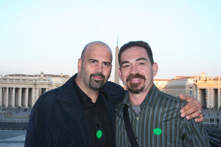 Peter & Juan - Rome