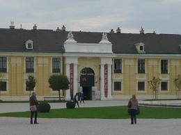 Entrée via le Palais de Schönbrunn , Jean S - October 2013