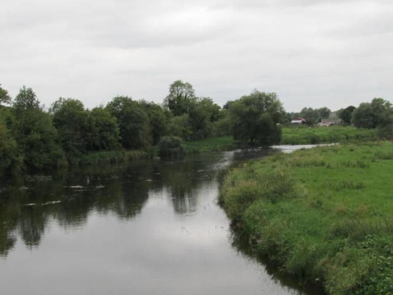 River Boyne - Dublin