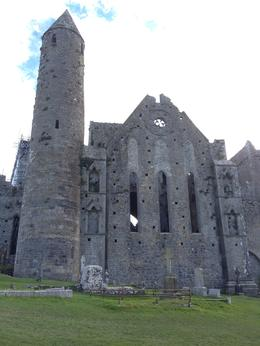 Impressive view of the Rock of Cashel , Samuel B - September 2013