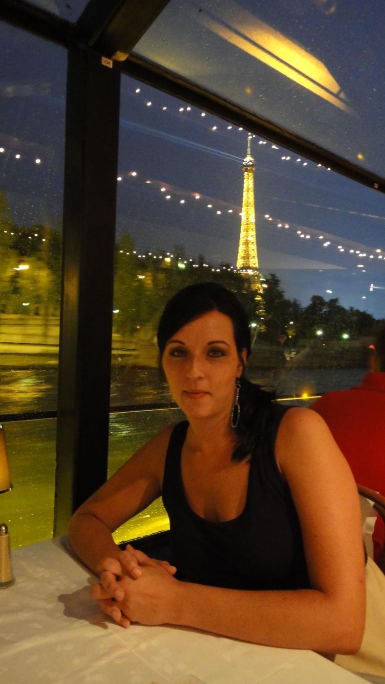 Seine River Dinner Cruise - Paris