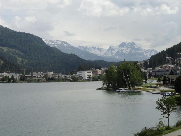 St. Moritz - Milan