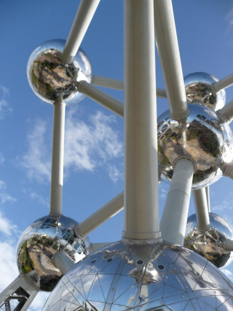 The Atomium -