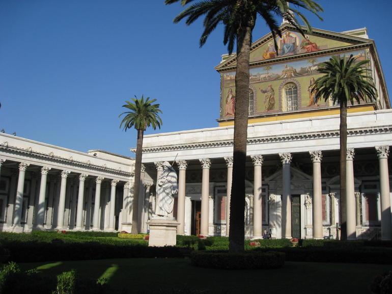 Vatican Cathedrals - Rome
