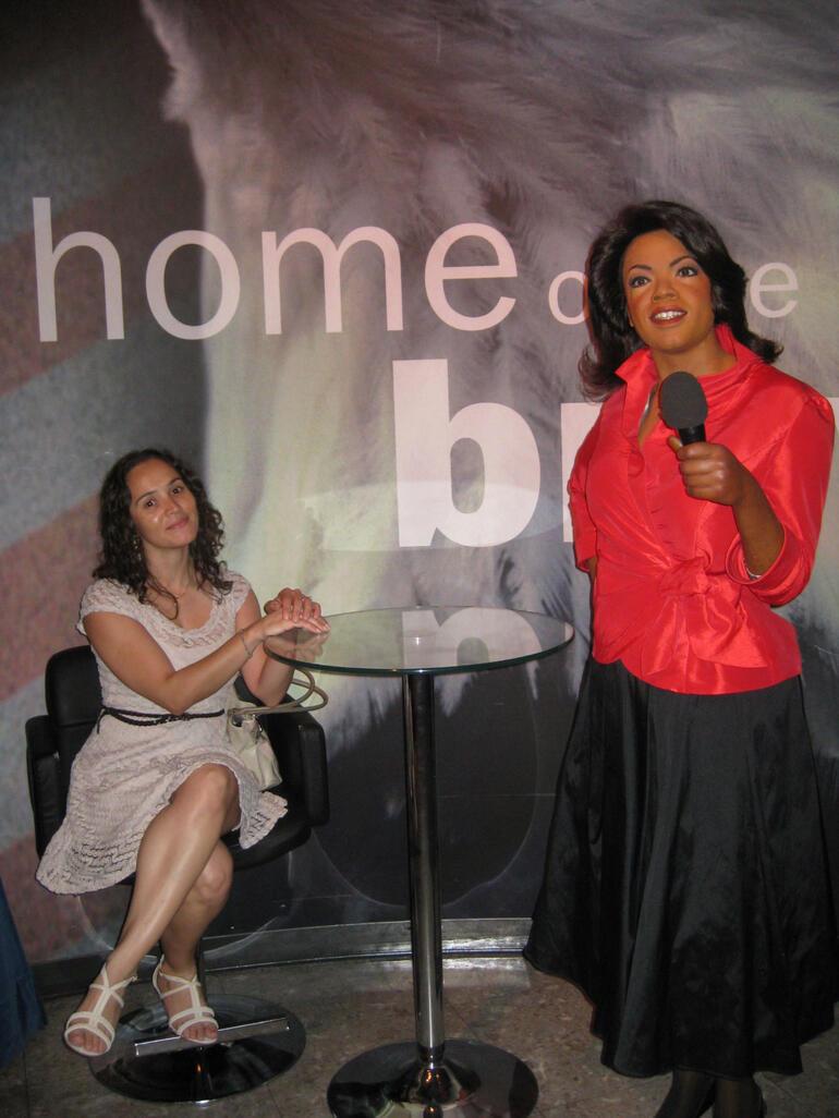 With Oprah - Las Vegas