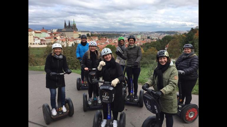 Segway Tour of Prague - Private 3-hour Grand Segway Tour photo 12