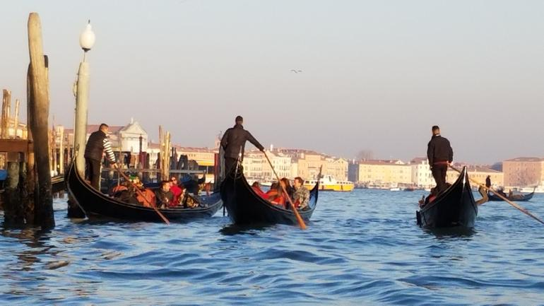 Venice Gondola Ride photo 20