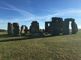 pretty day for Stonehenge , Matt - May 2017