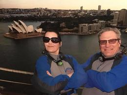 We did it! We climbed the Sydney Harbour Bridge for my birthday! Woo-Hoo! , mmorgan225 - October 2017