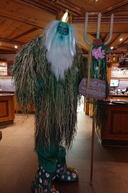 King Neptune in The Black Forest of course. Best cake EVER! , Valerie G - June 2016