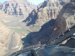 front seat view of the West rim , vicki h - May 2014